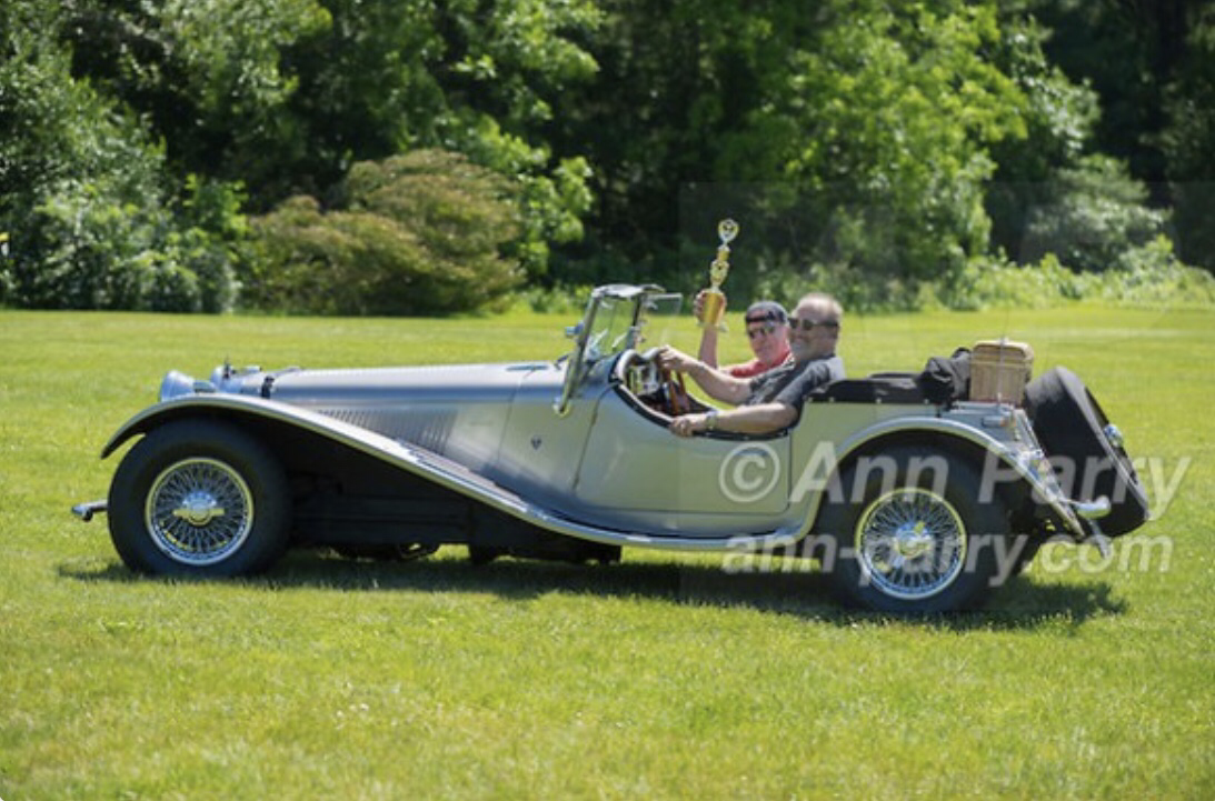 Westbury Gardens Car Show