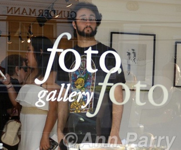 2013 Life Imitating Art at fotofoto Gallery, Huntington, New York, USA