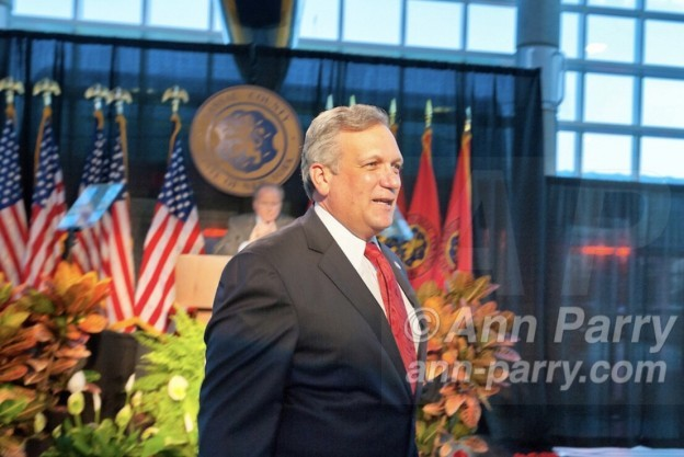 Nassau County State of the County Address 2012