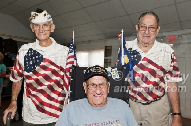 2011 Pearl Harbor Survivor, 70 Years Later