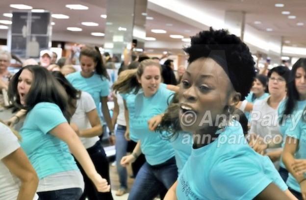 2011 Flash Mob: Macy's on Long Island, NY